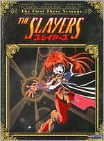 Slayers: Seasons 1-3 (12 Discs)