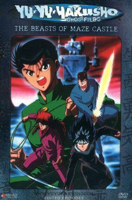 Yu Yu Hakusho Ghost Files, Vol. 5: the Beasts of M