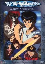 Yu Yu Hakusho Ghost Files, Vol. 3: a New Apprentic