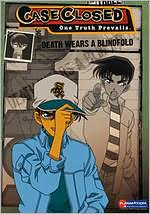 Case Closed: Death Wears a Blindfold - Case 3.2