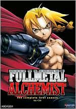 Fullmetal Alchemist: the Complete First Season