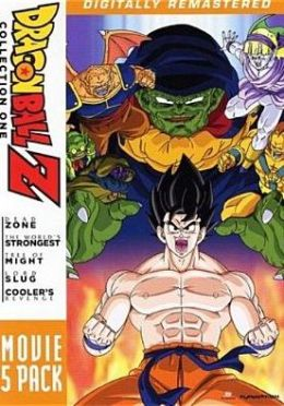 Dragonball Z: Collection 1
