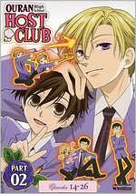 Ouran High School Host Club: Season 1, Part 2