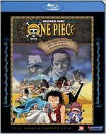 One Piece the Movie: The Desert Princess and the Pirates: Adventures in Alabasta