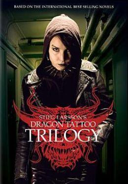 Stieg Larsson's Dragon Tattoo Trilogy