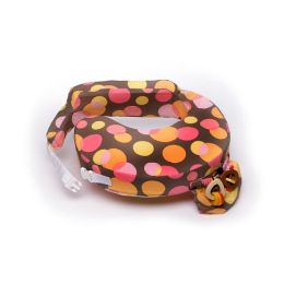 Zenoff Products MyBrest Friend Nursing Pillow -  Warm Dots