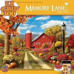 Autumn Splendor - Memory Lane 300pc EZ