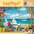 Product Image. Title: Seaside Retreat - Lazy Days 750pc