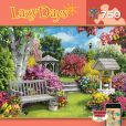 Product Image. Title: Beautiful Blossoms - Lazy Days 750pc