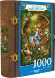 Product Image. Title: Alice in Wonderland - Book Box Puzzle