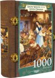 Product Image. Title: Snow White and the Seven Dwarfs - Book Box Puzzle