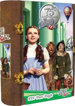 Wizard of Oz (2) - Book Box Puzzle