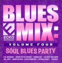 Blues Mix, Vol. 4: Soul Blues Party