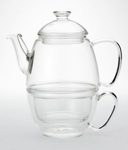 Glass Tea for One, 16 oz