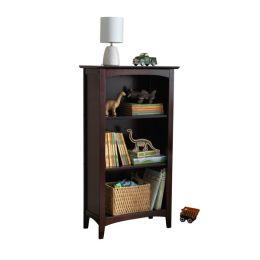 Avalon Tall Bookshelf- Espresso