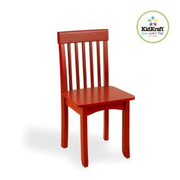 Kidkraft Avalon Chair- Cranberry