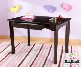 Avalon Table- Chocolate