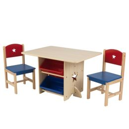 Table and Chair Set - Star