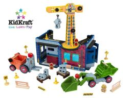 Fun Explorer's Construction Play Set