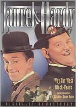 Laurel & Hardy Ii: Way Out West/Block-Heads/Chickens Come Home