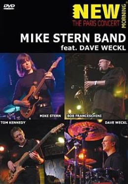 Mike Stern Band: The Paris Concert