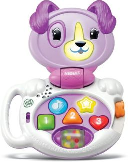 LeapFrog® My Talking LapPup (Violet)