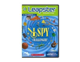 Leap Frog 20448 Leapster2 Learning Game Scholastic I Spy ...