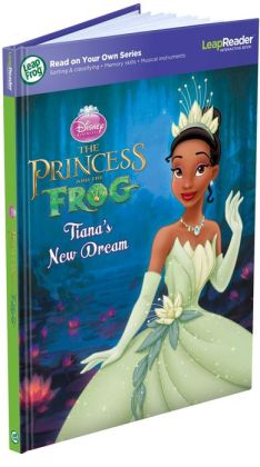 LeapFrog LeapReader Book: Disney Princess and the Frog (works with Tag)