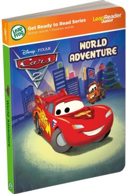 Leapfrog LeapReader Junior Book: Disney·Pixar Cars 2: World Adventure (works with Tag Junior)