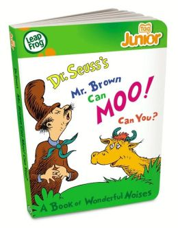 LeapFrog Tag Junior Book: Dr. Seuss Mr. Brown Can Moo! Can You