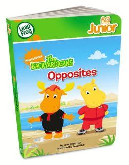 LeapFrog Tag Junior Book:The Backyardigans Opposites