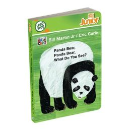 LeapFrog Tag Junior Book: Panda Bear, Panda Bear, What Do You See