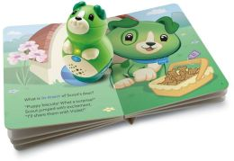 LeapFrog  LeapReader Junior Book Pal  Scout