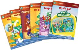 LeapFrog Tag Learn to Read Phonics Book Set 1: Short Vowels