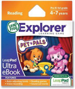 LeapFrog LeapPad Ultra eBook Adventure Builder: Pet Pals: Dog Show Detectives