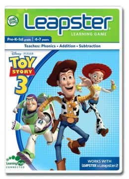 Leapster Learning Game: Toy Story 3