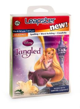 Leapster Learning Game: Rapunzel: Tangled