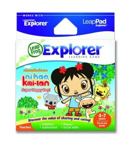 LeapFrog® Explorer™ Learning Game: Ni Hao, Kai-lan: Super Happy Day!