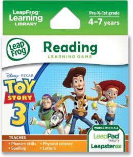 LeapFrog® Explorer™ Learning Game: Disney•Pixar Toy Story 3