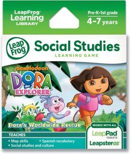 LeapFrog® Explorer™ Learning Game: Dora the Explorer