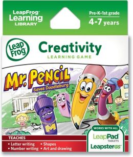 LeapFrog® Explorer™ Learning Game: Mr. Pencil Saves Doodleburg