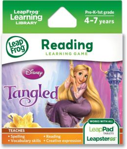 LeapFrog® Explorer™ Learning Game: Disney Tangled