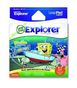 LeapFrog SpongeBob Squarepants Kart Racing