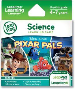 LeapFrog Explorer Disney Pixar Pals