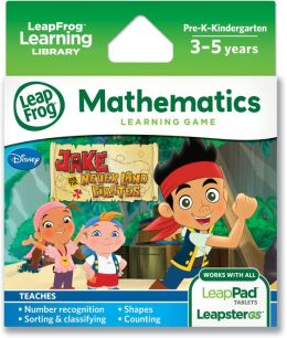LeapFrog® Explorer Learning Game: Jake and the Never Land Pirates
