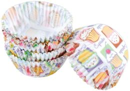Mini Baking Cups-Cupcake Heaven 100/Pkg