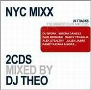 NYC Mixx: Mixed by DJ Theo