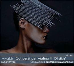 Vivaldi: Concerti per violino, Vol. 2 -