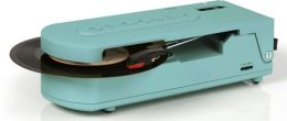 Revolution USB Turntable - Turquoise