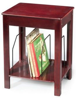 Danville Entertainment Center Stand - Cherry